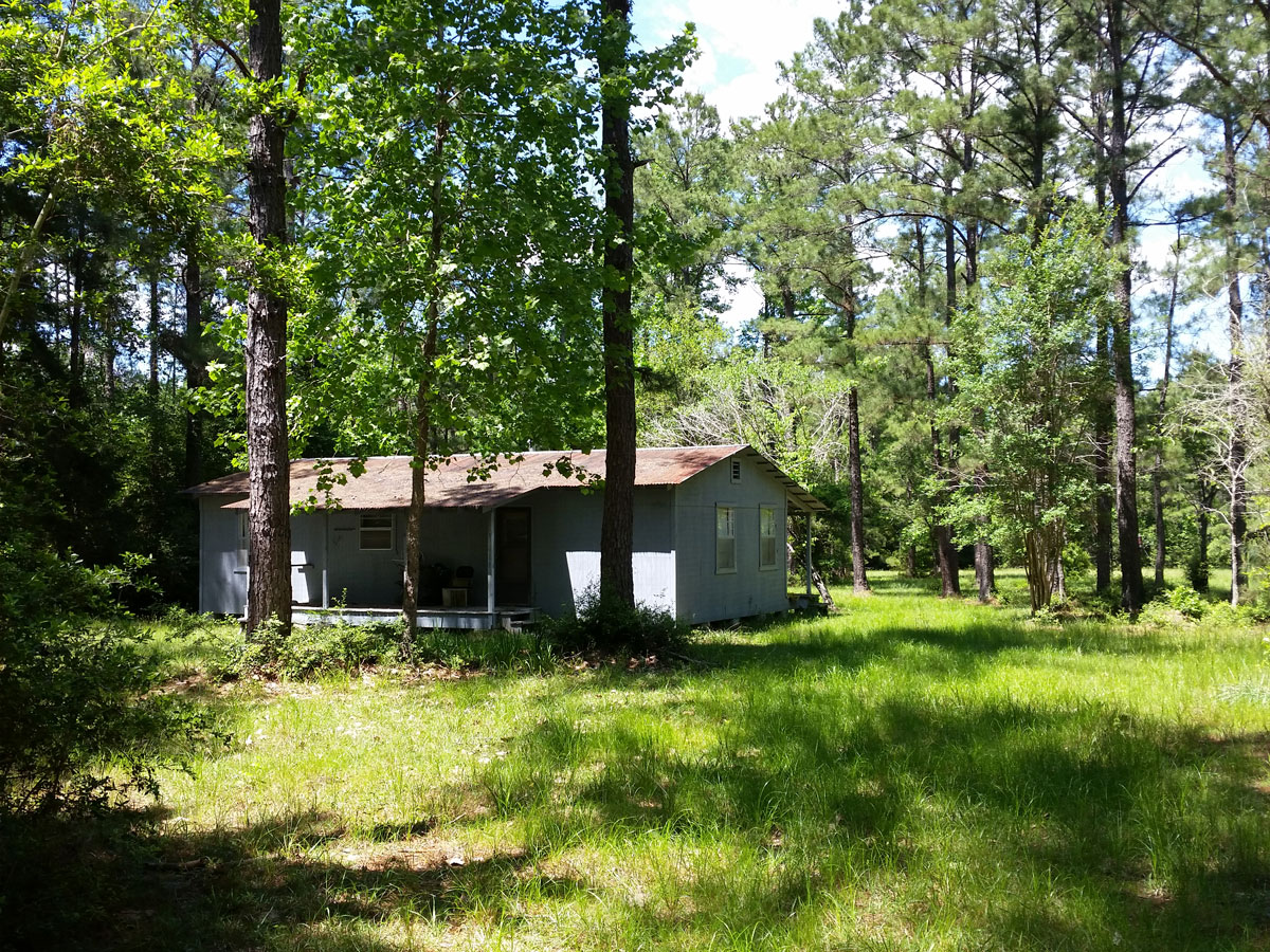 Hunting Cabin 1 East Texas For Sale East Texas Property